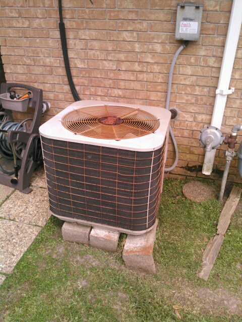 Mamou, LA - Did cooling tune up on Lennox unit