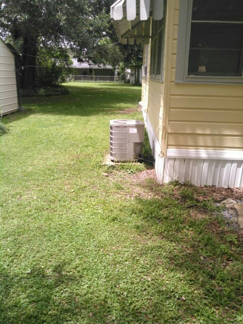 Opelousas, LA - Did cooling tune up on Goodman unit and added Freon.