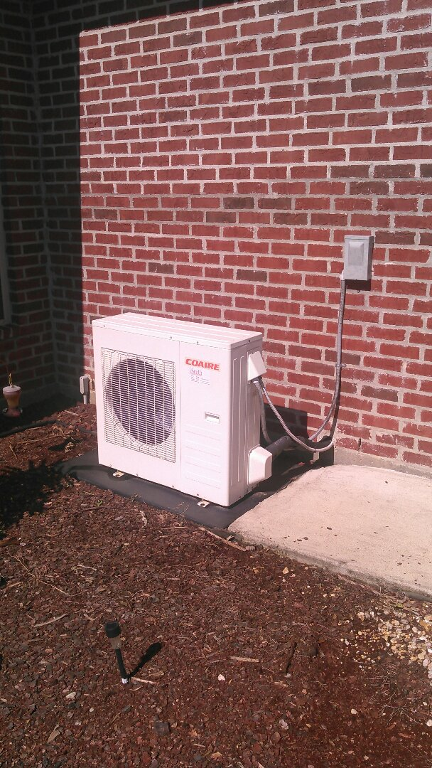 Scott, LA - Did cooling tune up on ruud system and replace filter and did yearly maintenance on generator.