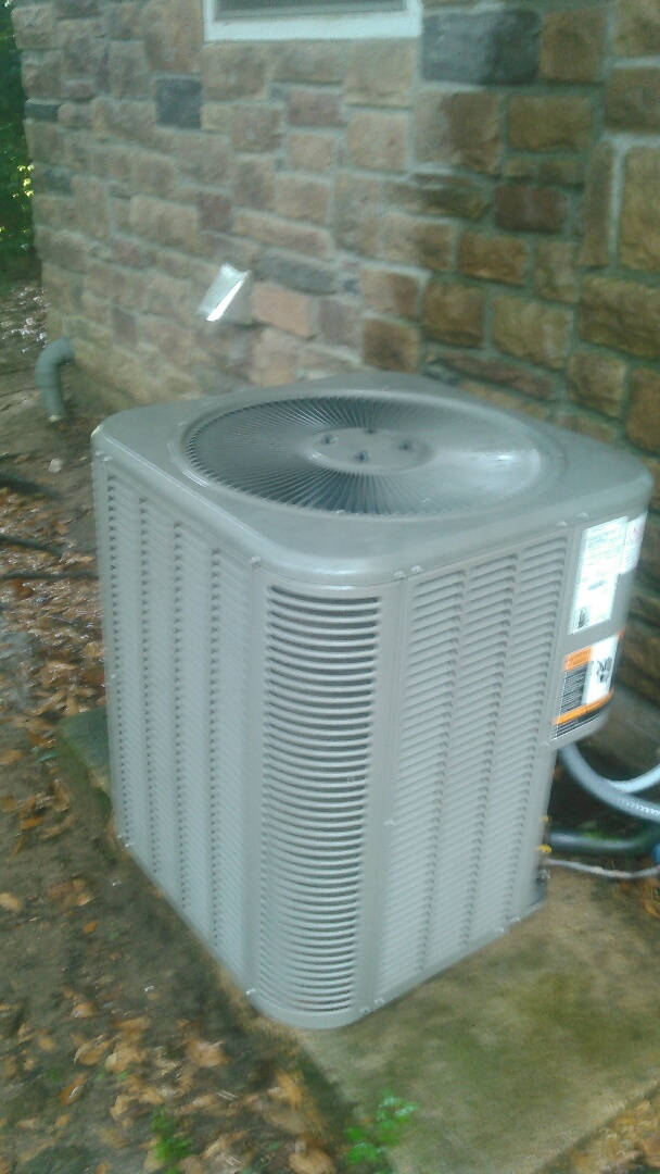 Ville Platte, LA - Did service call on Lennox unit and washed unit and replace filter.
