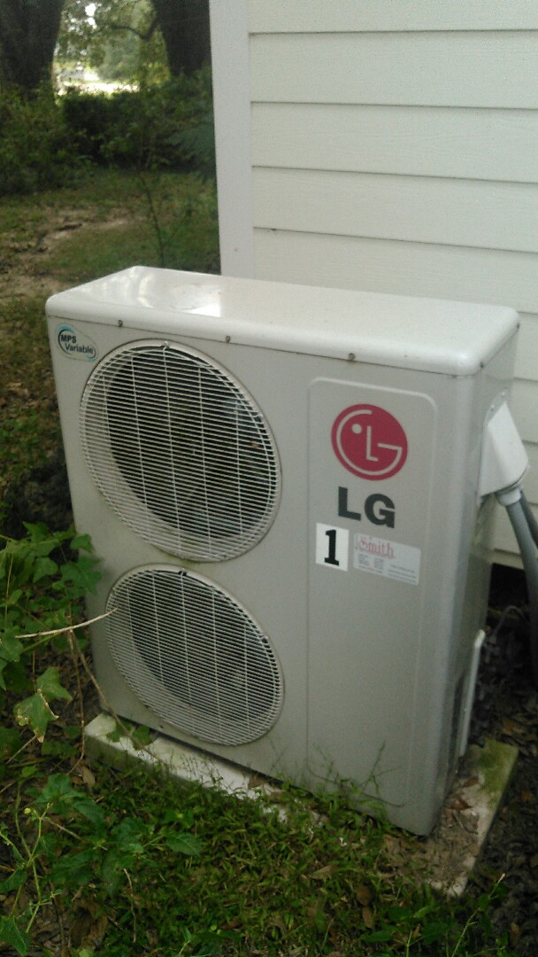 Washington, LA - Did heating tune up on 3 units and has bad motor and blower wheel.