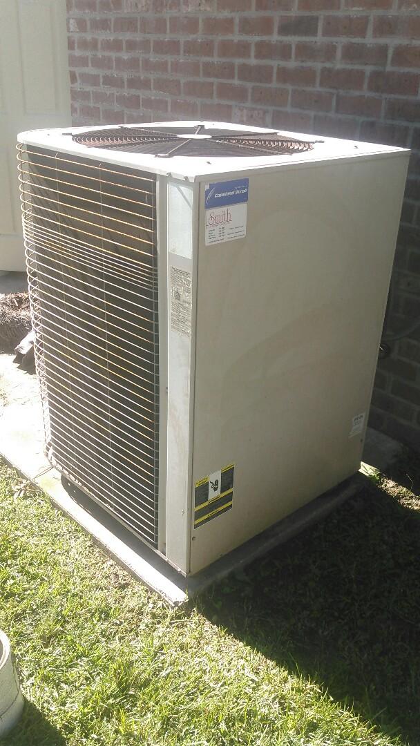 Opelousas, LA - Did heating tune up on Lennox unit.