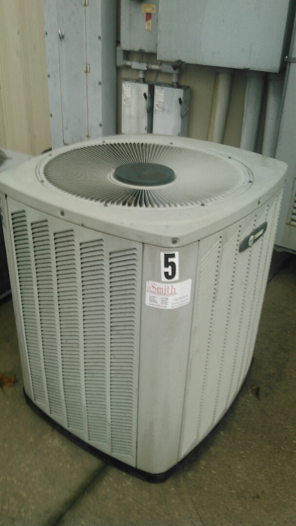 Eunice, LA - Did service call on trand unit and replace thermostat.