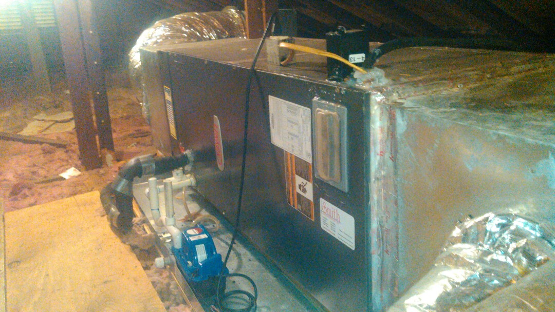 Eunice, LA - Did heating tune up on Lennox unit and replace filter.