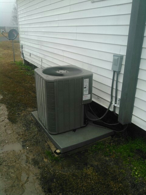 Did heating tune up on Lennox heater.