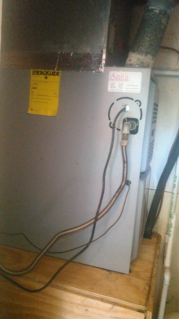 Opelousas, LA - Did service call on aire flo heater and replace control board.