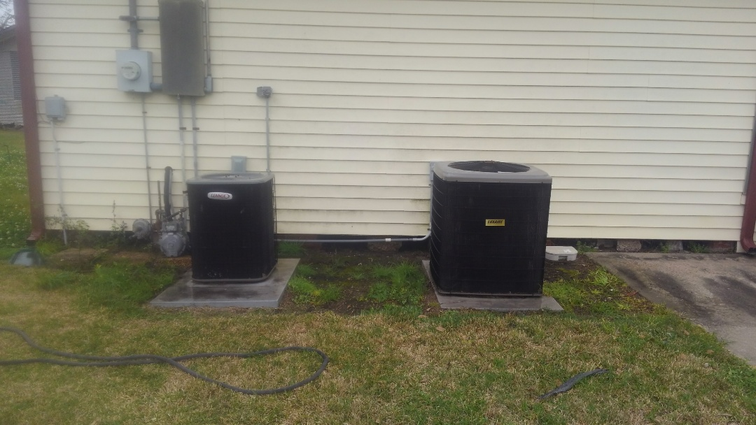 Basile, LA - Preventative maintenance on 2 systems.