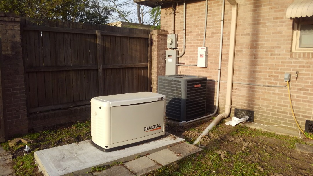Ville Platte, LA - Did service call on good man unit and replace dual run capicator.