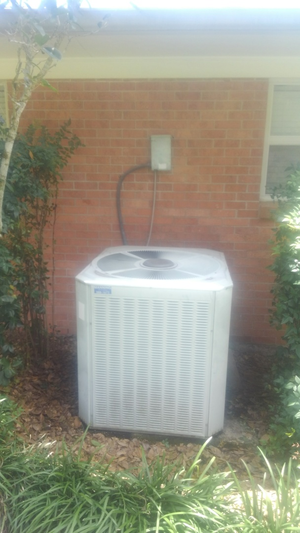 Lafayette, LA - Did service call on trand system and price out new unit.
