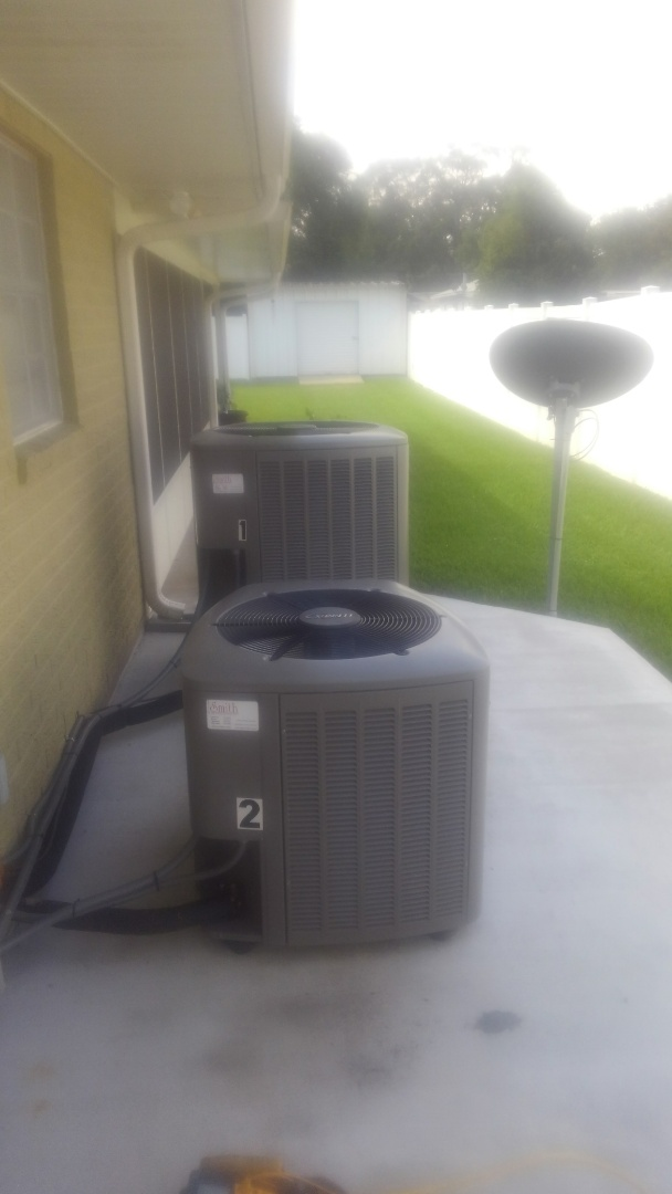 Eunice, LA - Did cooling tune up on Lennox system.