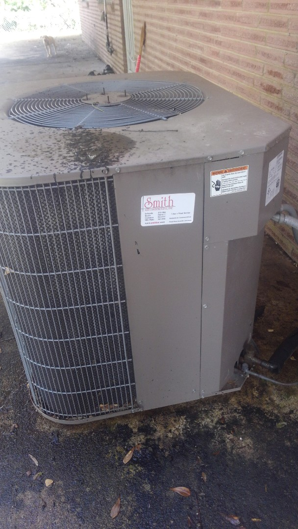 Ville Platte, LA - Did cooling tune up on luxaire system and added supper boost.