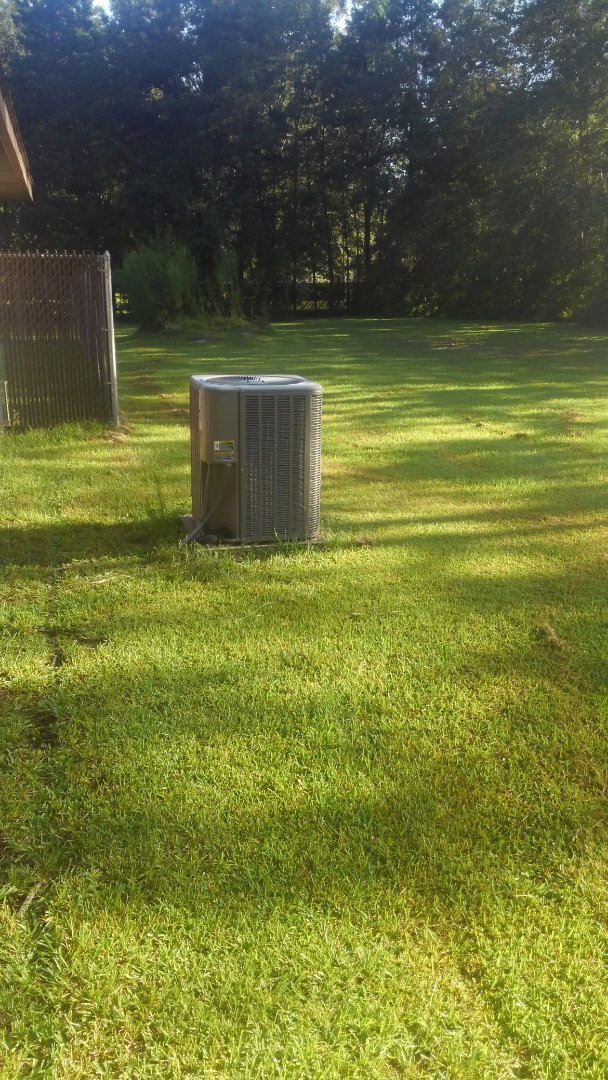 Oakdale, LA - Did cooling tune up on Lennox system and added frenon.