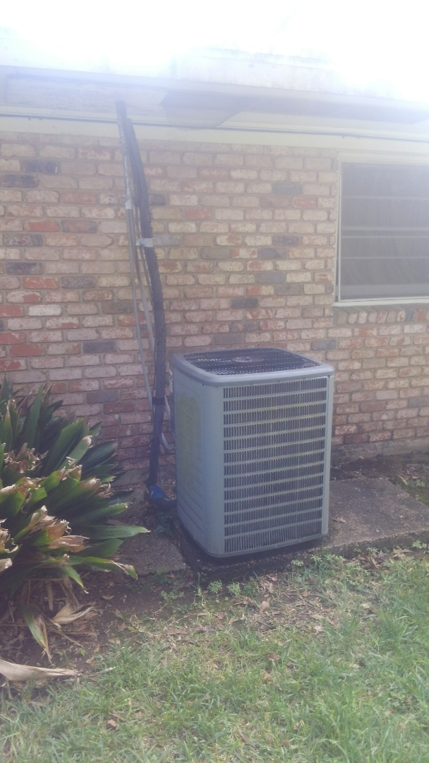 Did service call on Lennox system and price out new unit.