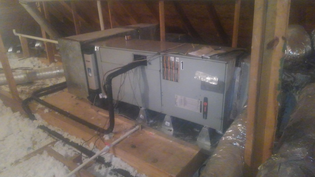 Eunice, LA - Did service call on trand system and replace board and replace fuse.