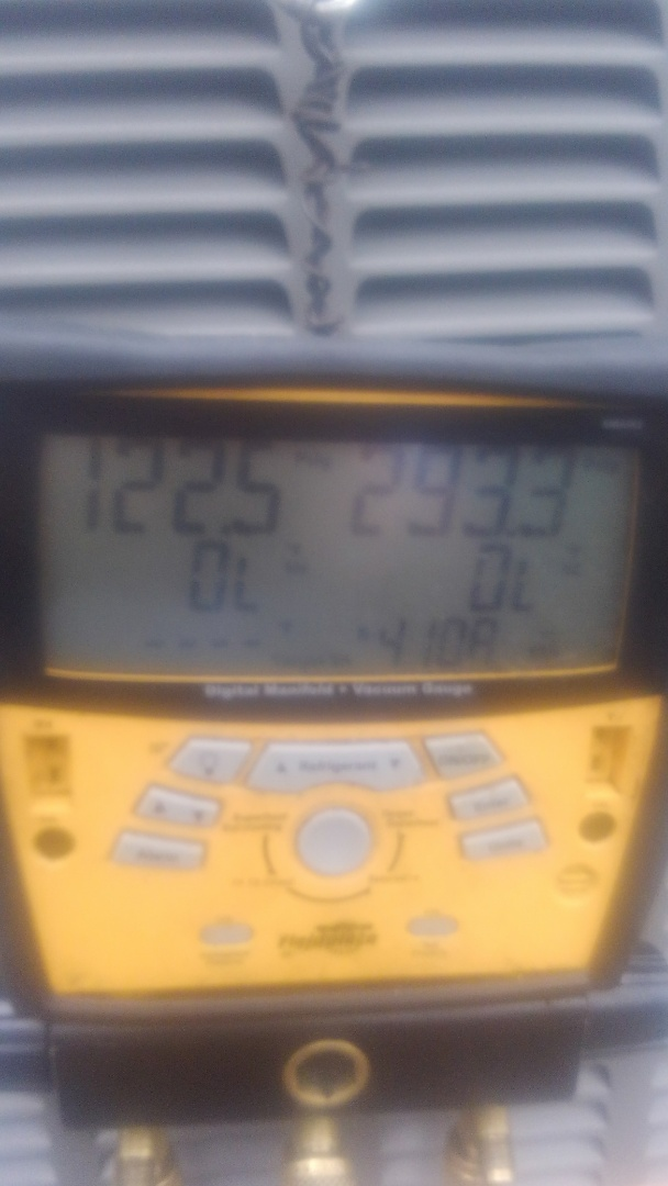 Ville Platte, LA - Did heating tune up on Lennox system.