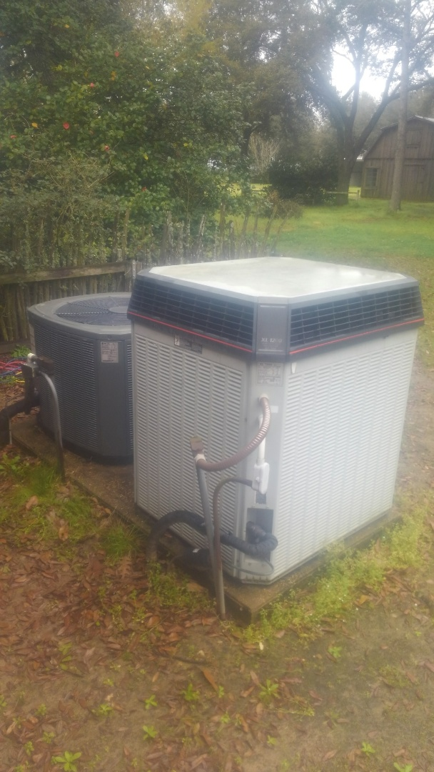 Basile, LA - Did heating tune up on trand system.
