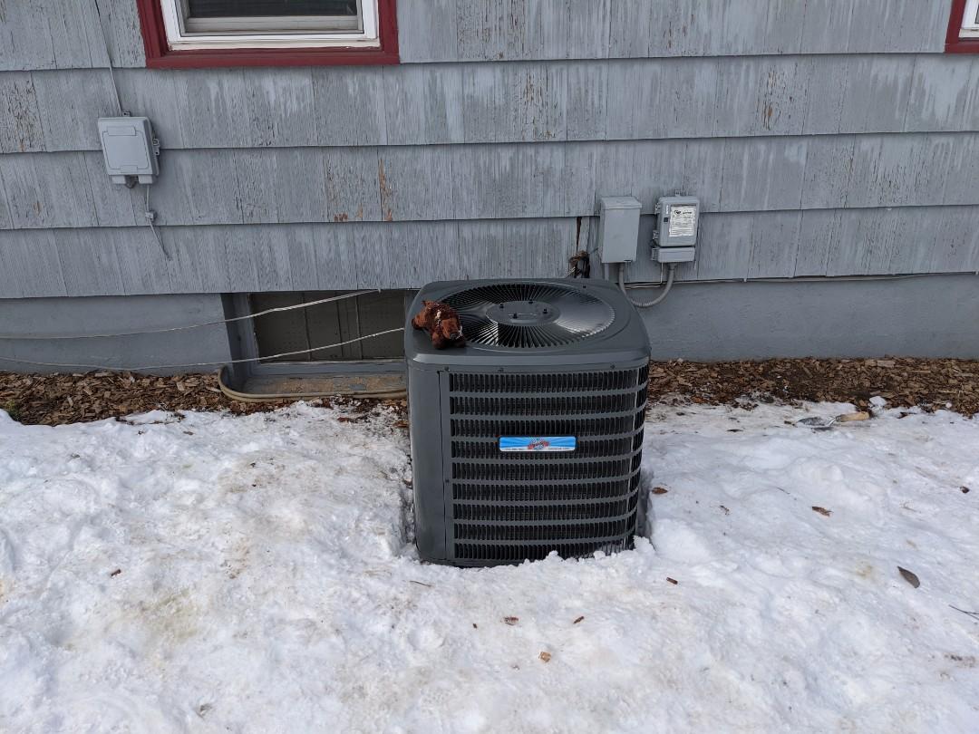 Minneapolis, MN - New AC install