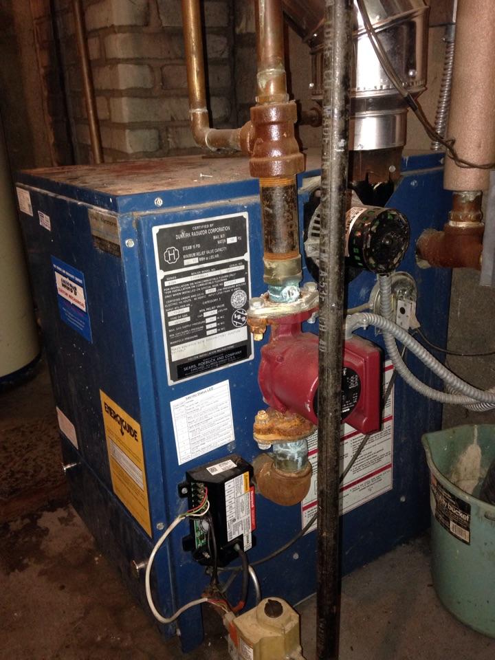Wayzata, MN - Boiler tune up and repair