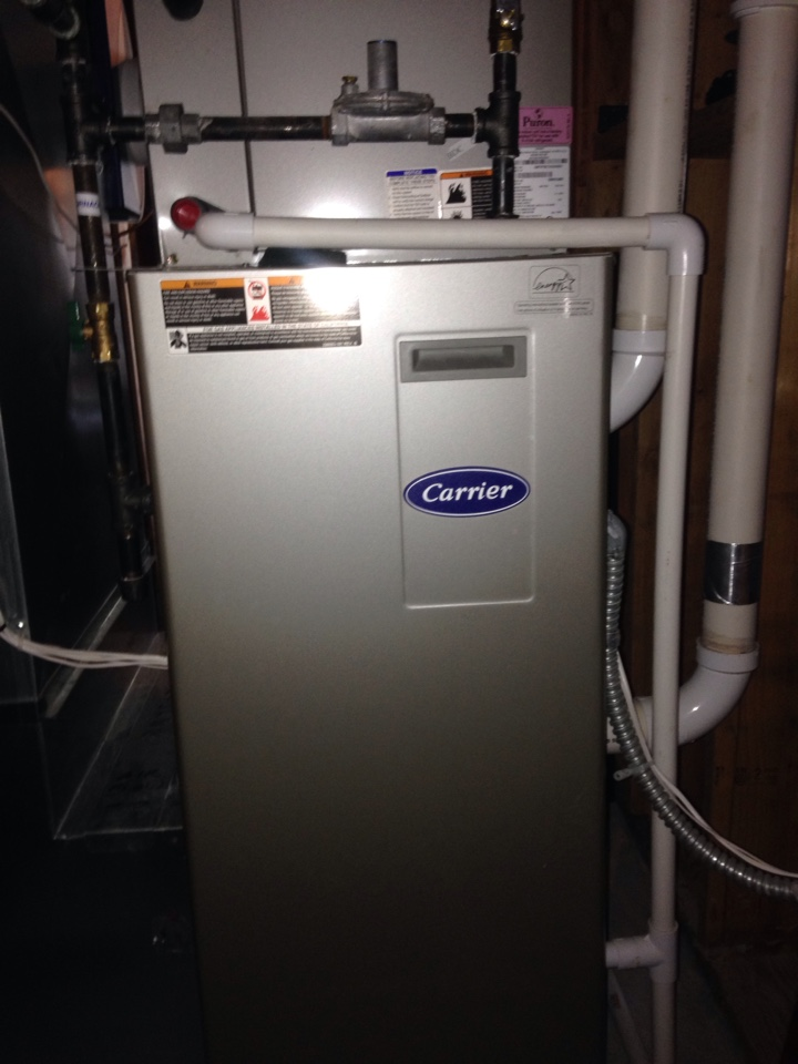 Otsego, MN - Carrier furnace tune up