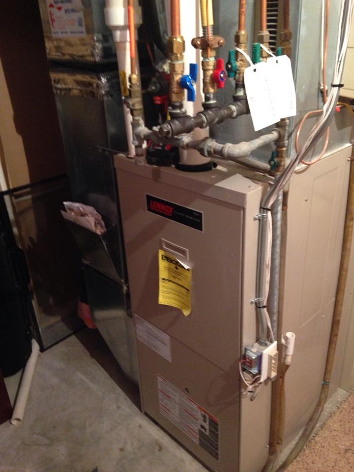 Savage, MN - Lennox furnace tune up