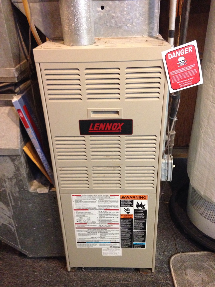 lennox heat exchanger. saint paul, mn - service on a lennox furnace. found multiple cracks in the heat exchanger