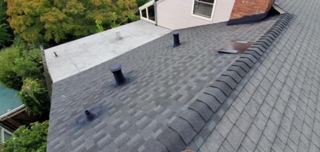 San Anselmo, CA - Malarkey NEX Highlander roof shingle in San Anselmo, CA by Northern Pacific Roofing.