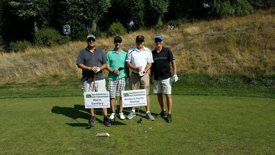 Novato, CA - San Rafael Joe's Golf Tournament