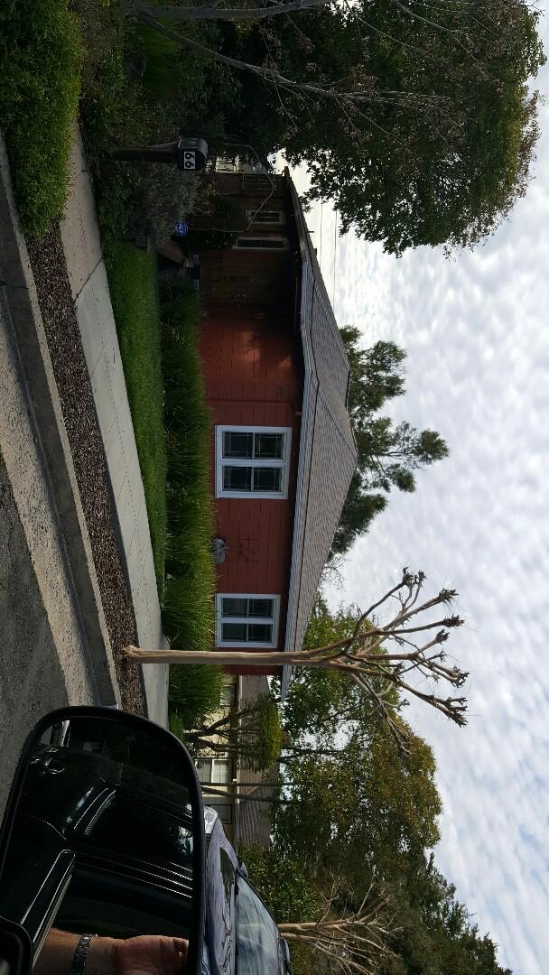 Petaluma, CA - Owens Corning Smart vent new OG gutters