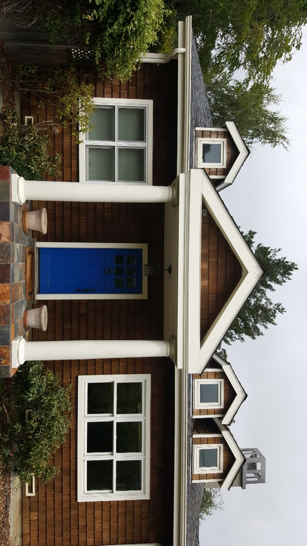 Mill Valley, CA - New GAF HD Composition Roof System on Evergreen in Mill Valley.