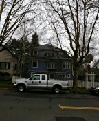 San Rafael, CA - Beautiful Victorian Home in San Rafael.GAF High Definition composition roof system Color Pewter Gray.