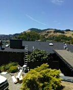 San Rafael, CA - NewGaf system plus roof conversion color Charcoal