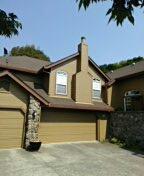 Novato, CA - System plus roofing system Novato Backwood