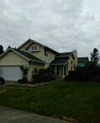 Petaluma, CA - Another system plus roofing system by Northern Pacific Roofing with new gutters