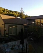 Novato, CA - System plus Gaf roofing system  modified bitumen for flat portion of roof