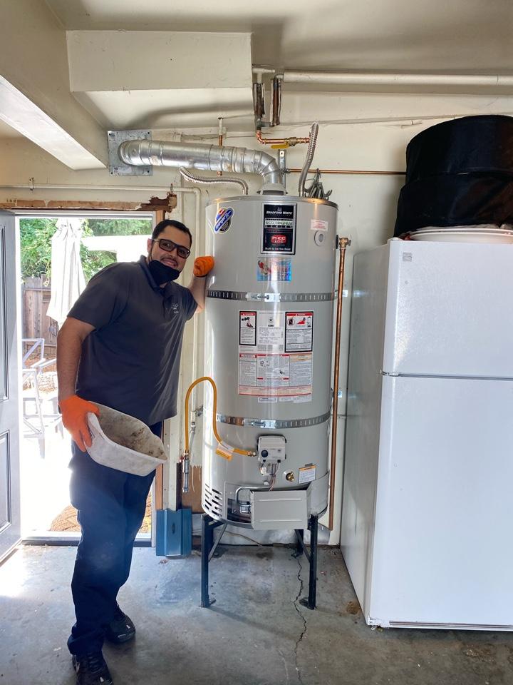 Lafayette, CA - Water Heater Install, Lafayette CA