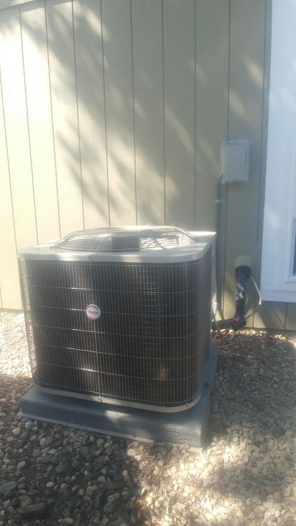 Sacramento, CA - Air conditioner installation, furnace installation. System upgrade.