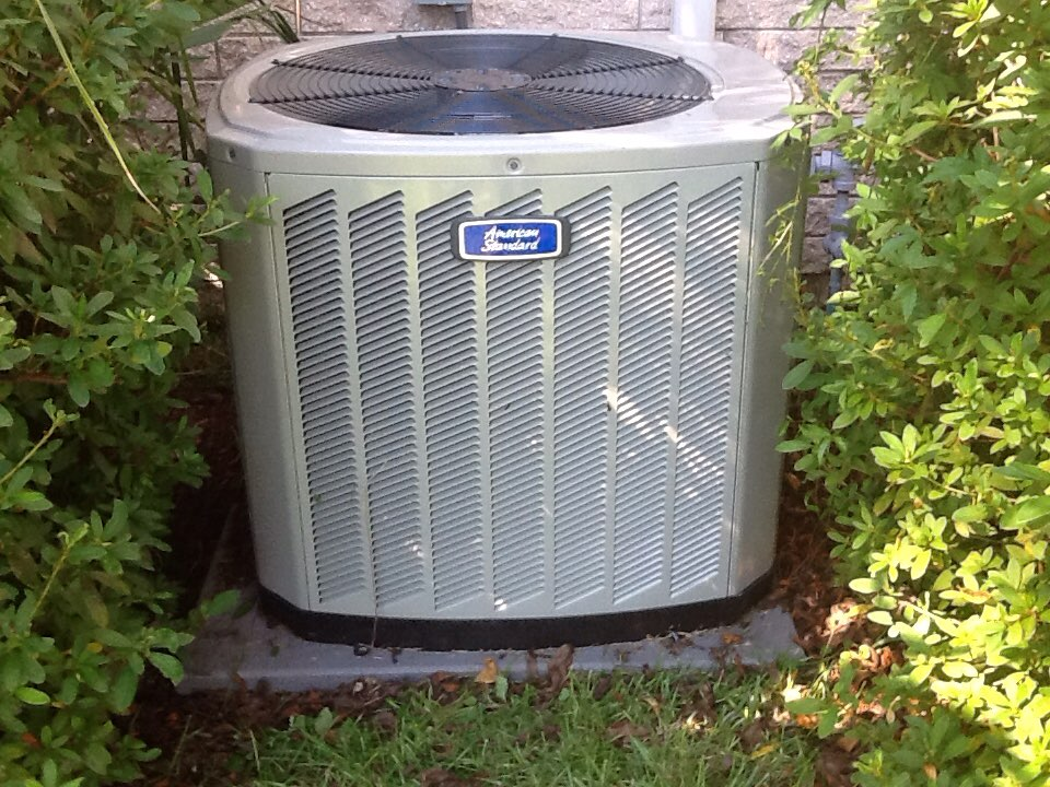 Cairo, GA - Preformed maintenance tune up on American Standard air conditioner system.