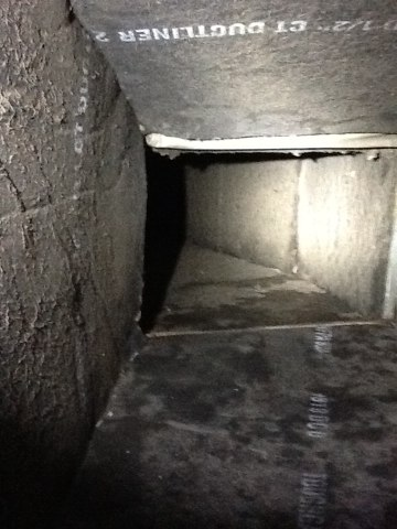 Tallahassee, FL - Evaluated 15 year old duct system.