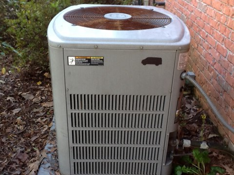 Cairo, GA - Completed maintenance on TRANE unit and installed hard start.