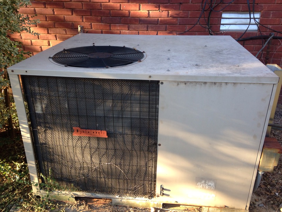 Moulton, AL - No heating call on a Ducan Gas package unit