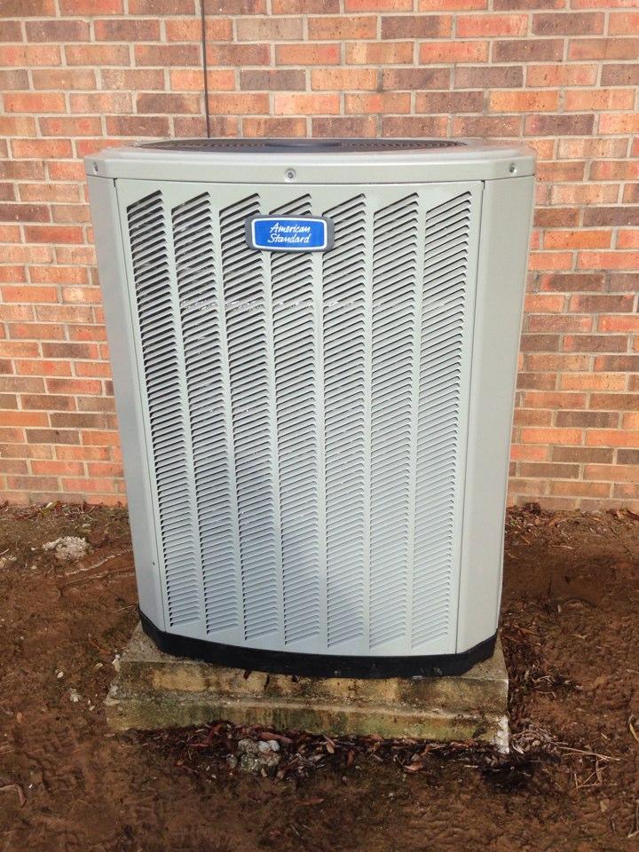 Moulton, AL - ESA. Maintenance  change filter stop noise .