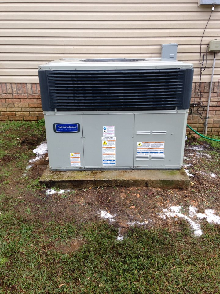 Spruce Pine, AL - Perform tune up on American standard package unit