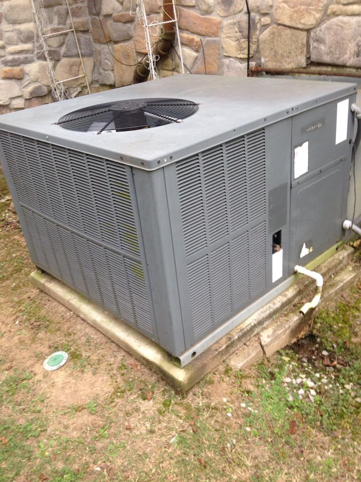 Hillsboro, AL - Maintenance  ESA
