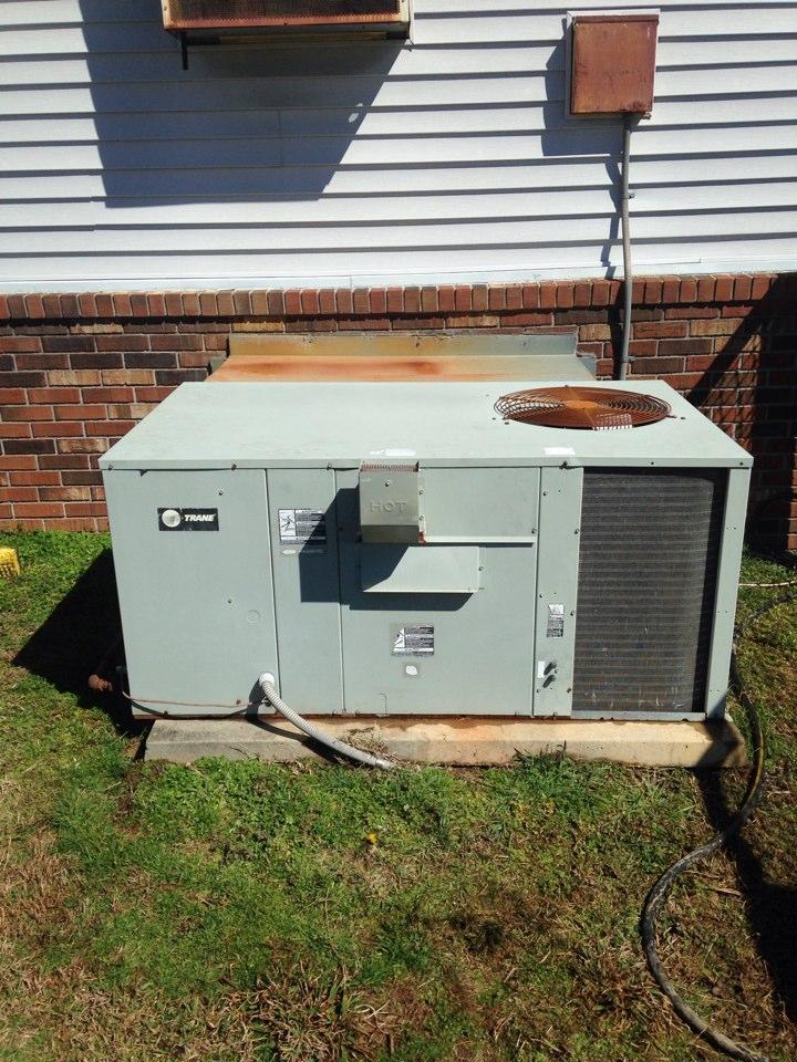 Loretto, TN - ESA  maintenance