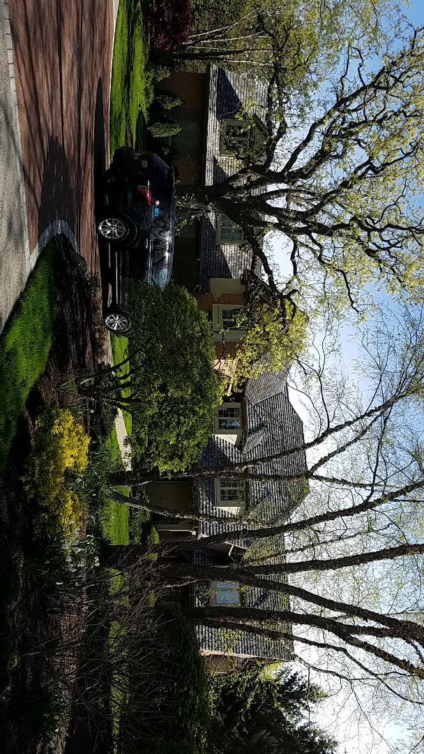 Lincolnshire, IL - Cedar roof and a new gutter