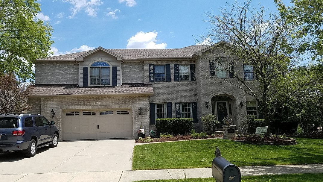 Naperville, IL - New roof and siding