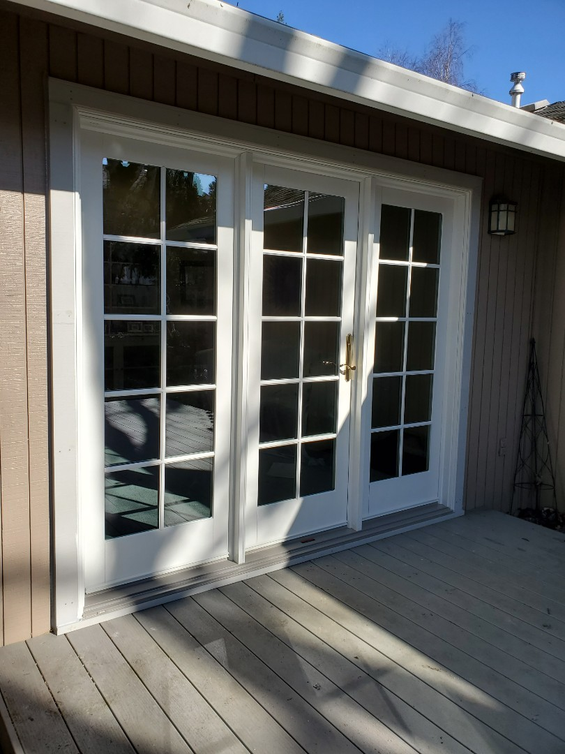 Tigard, OR - We did this one door installation in this beautiful home.