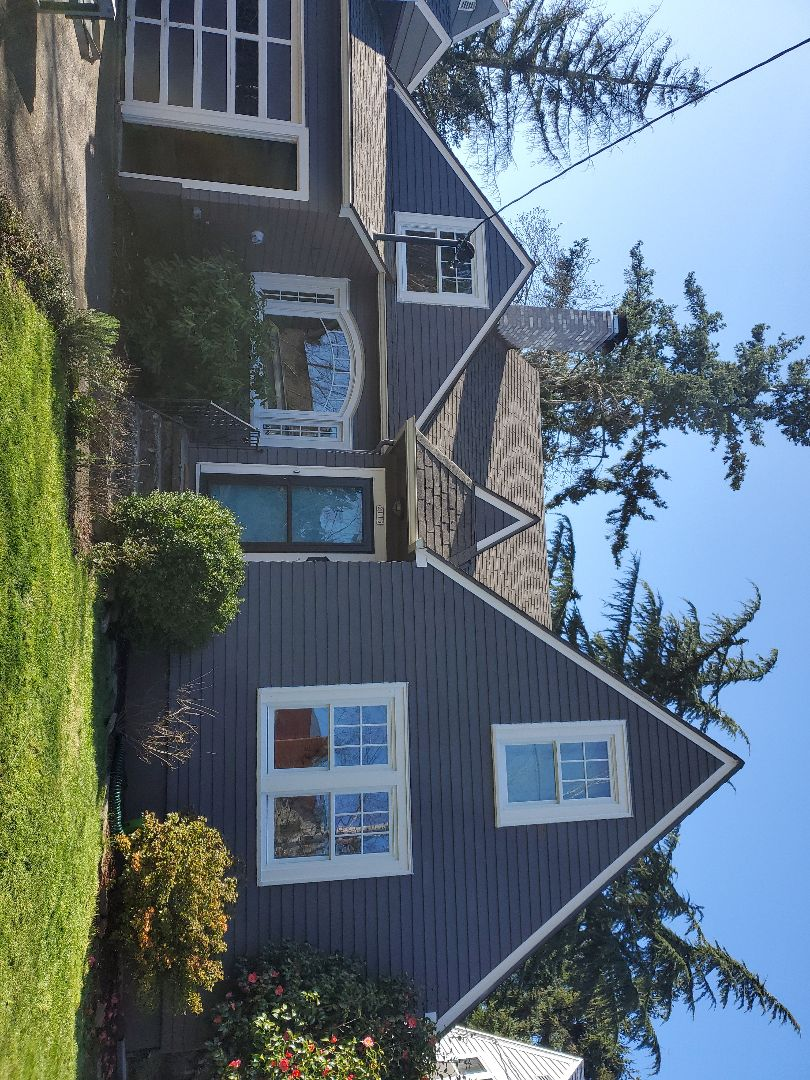 Portland, OR - We just installed some windows for customer in NE Portland with our crew.