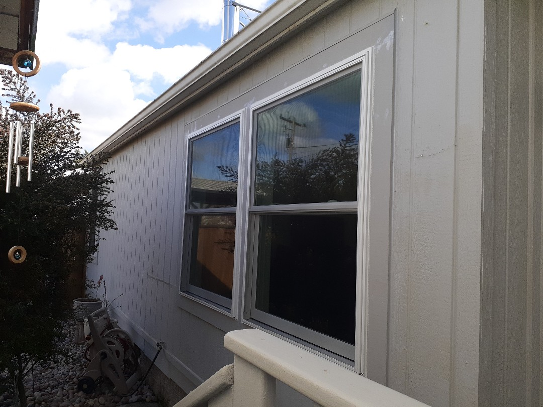 Corvallis, OR - Just replaced 10 windows on this  Corallis home.