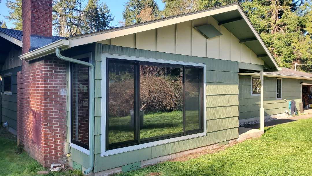Springfield, OR - Installed windows and doors for our customers. Customer very satisfied.